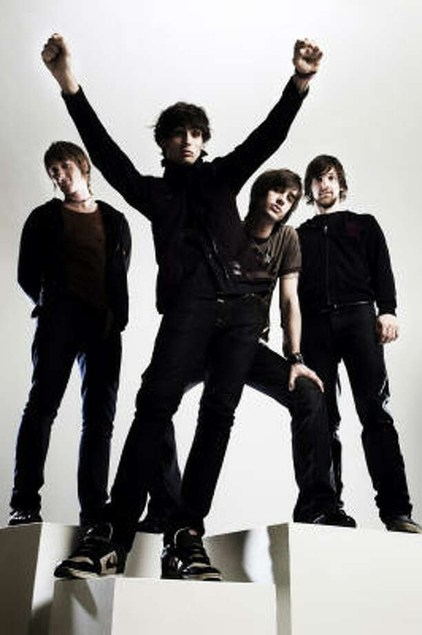 The All American Rejects Photo: Courtesy Photo