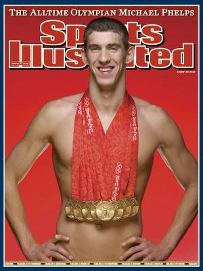 Good: Olympian Michael Phelps has transfixed the country with his record-setting performances in Beijing. Phelps was diagnosed with ADHD as a child, and used swimming as an outlet for his energy. By the time he was 10, he was holding national records for his age group. Photo: Simon Bruty, AP/Sports Ilustrated