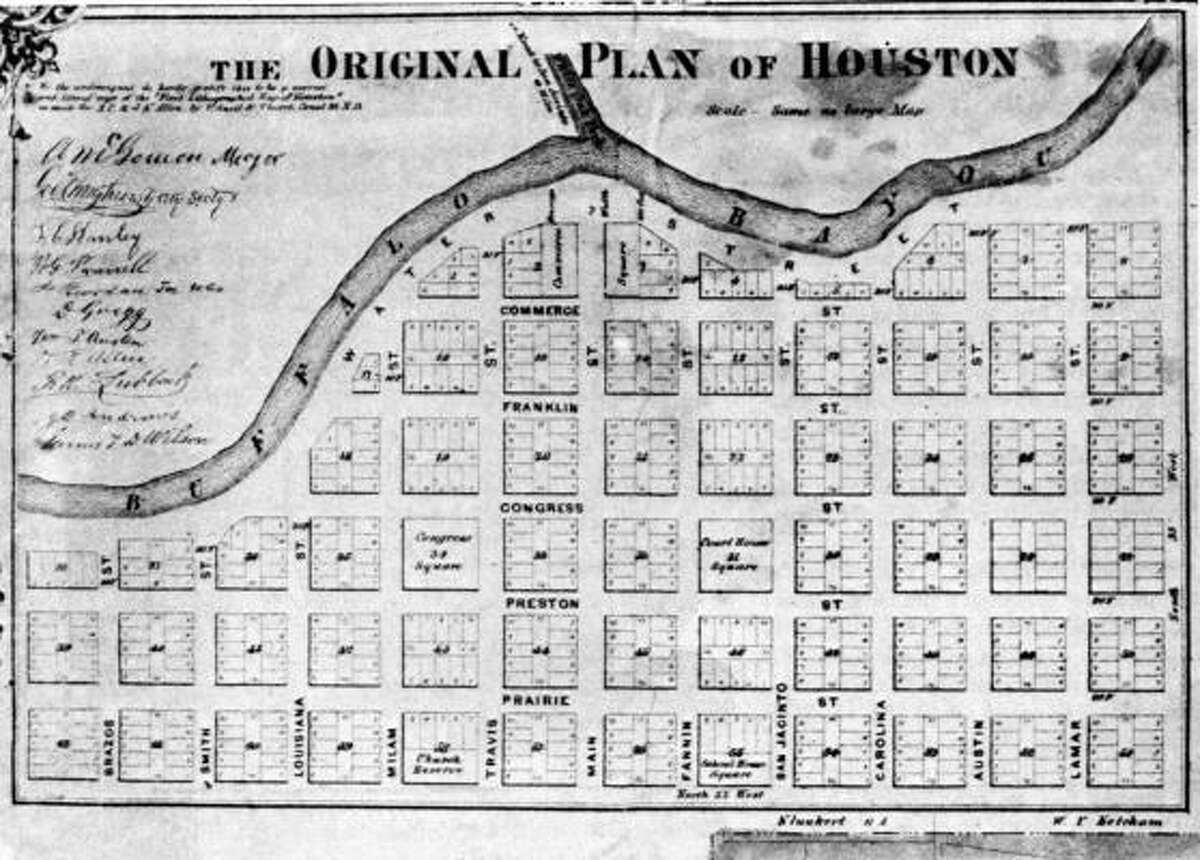 Question: We'll start with a basic question. What year was Houston founded?