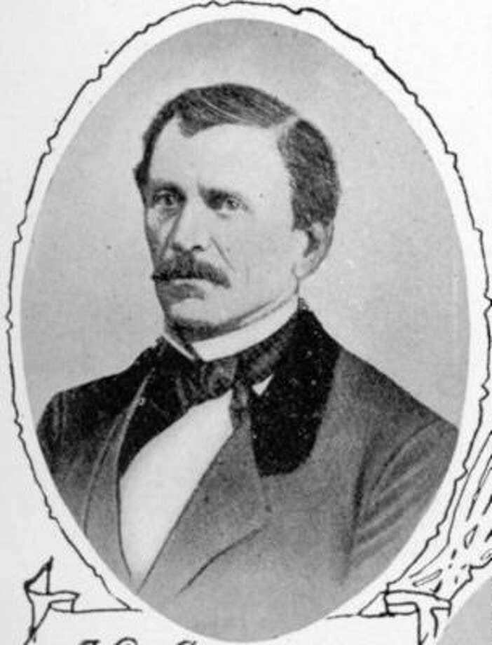 Augustus Chapman Allen (A.C. Allen) Photo: Standard Blue Book