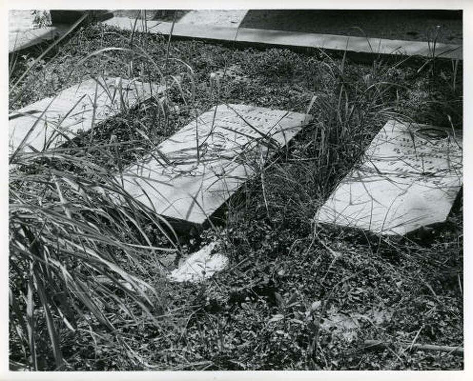 Jeff Davis Hospital (Elder Street site) February 1962. Photo: ROBERT WILLNER, Houston Chronicle Files