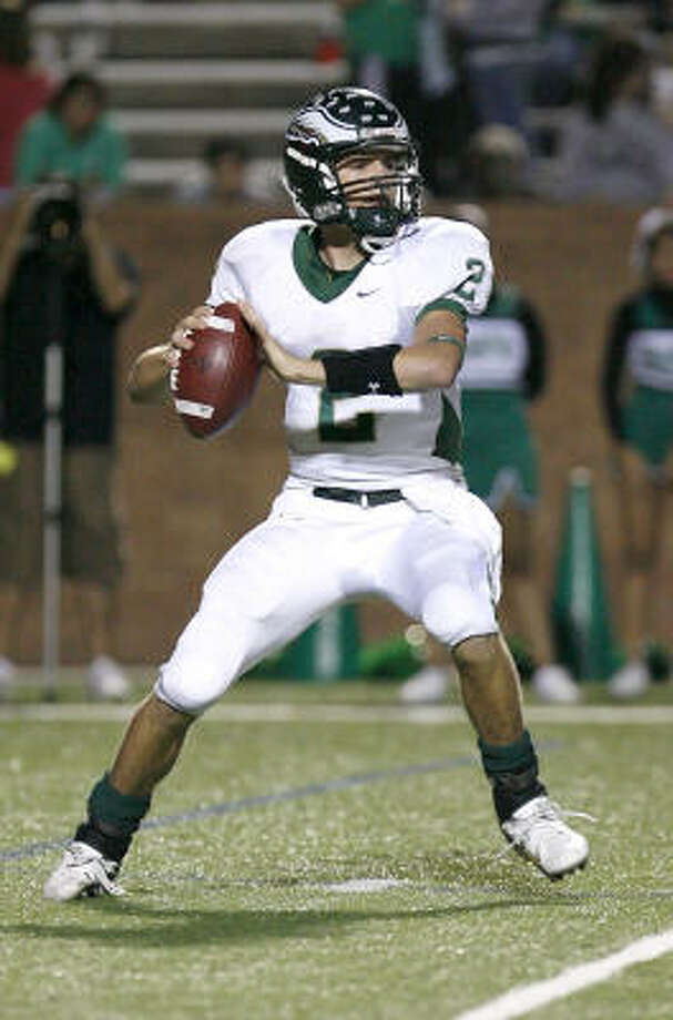 Quarterback:Kolby Gray, Cypress Falls Photo: Diana L. Porter, For The Chronicle