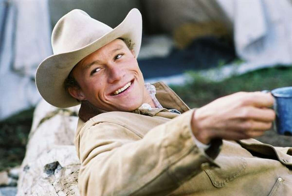 Heath ledger refused to participate in brokeback mountain joke