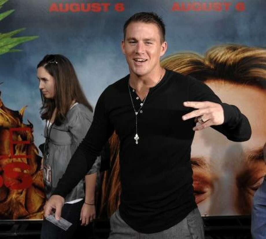 Channing Tatum Photo: Chris Pizzello, Associated Press