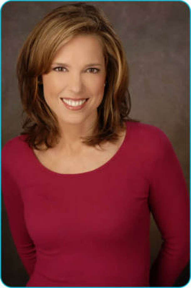 Hannah STORM is obviously not a team name, but we think it's funny. And, of course, she's a Houston native. Storm became the first woman to serve as the solo anchor of a network's major sports package when she hosted NBC's coverage of the NBA (1997-2002) and MLB, including three World Series (1995, 1997 and 1999). She also was the primary play-by-play announcer for the inaugural season of the WNBA(1997). Photo: CBS