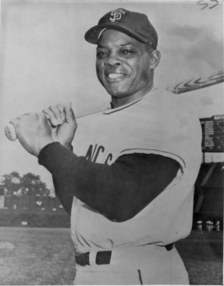 1. Willie Mays, 660 career home runs. Teams: New York/San Francisco Giants, New York Mets. Photo: AP