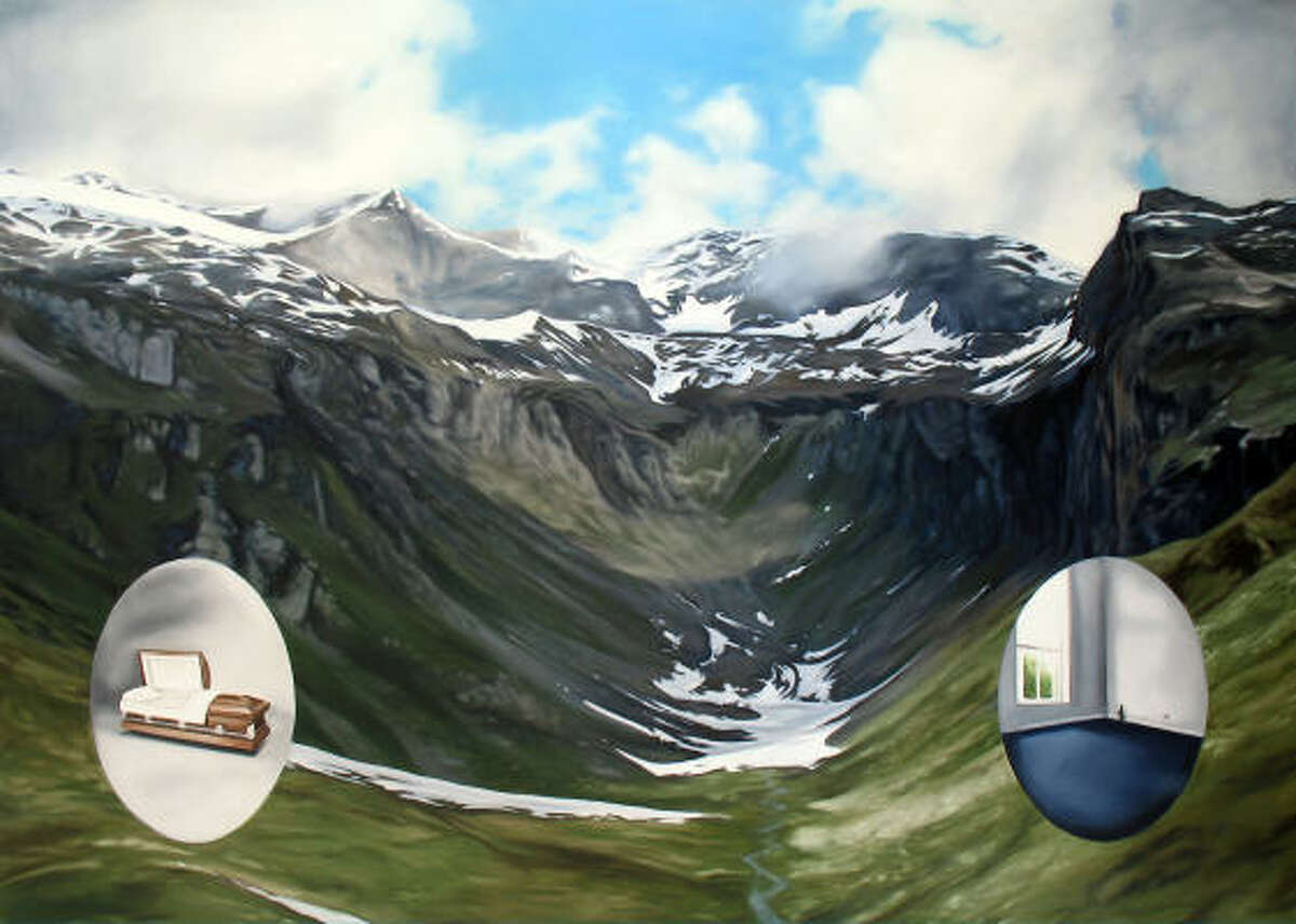 Seth Alverson, Death and Life in the Alps, 2007