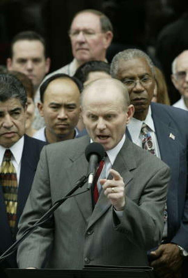 Houston s celebrity preachers houston chronicle for John parker motors houston