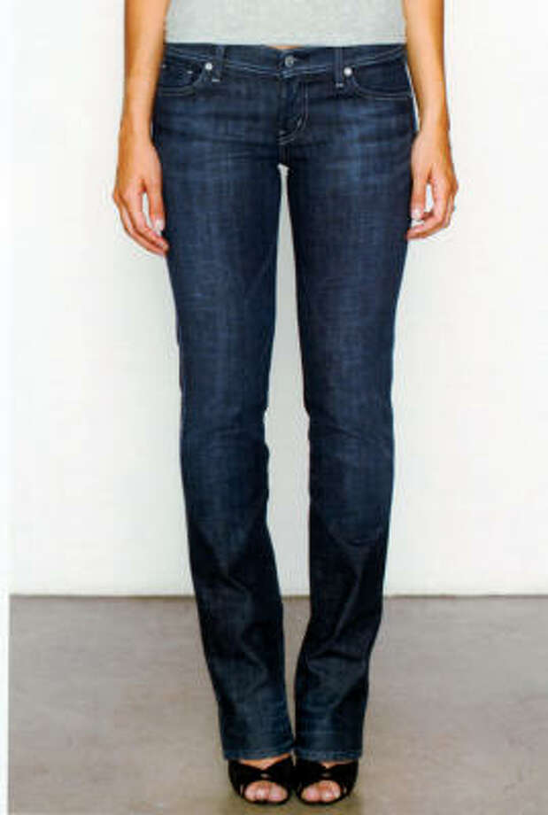 Thin: Citizens of Humanity skinny jeans, $145. Photo: Citizens Of Humanity
