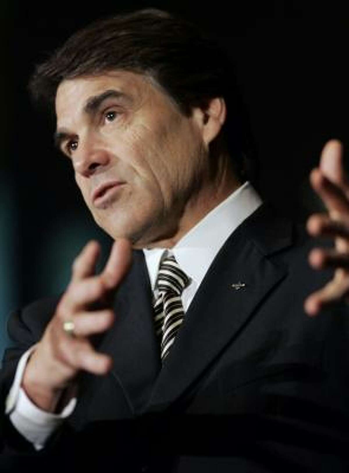 Next month, Gov. Rick Perry will be sworn in for his second full term of office, serving until January 2011.