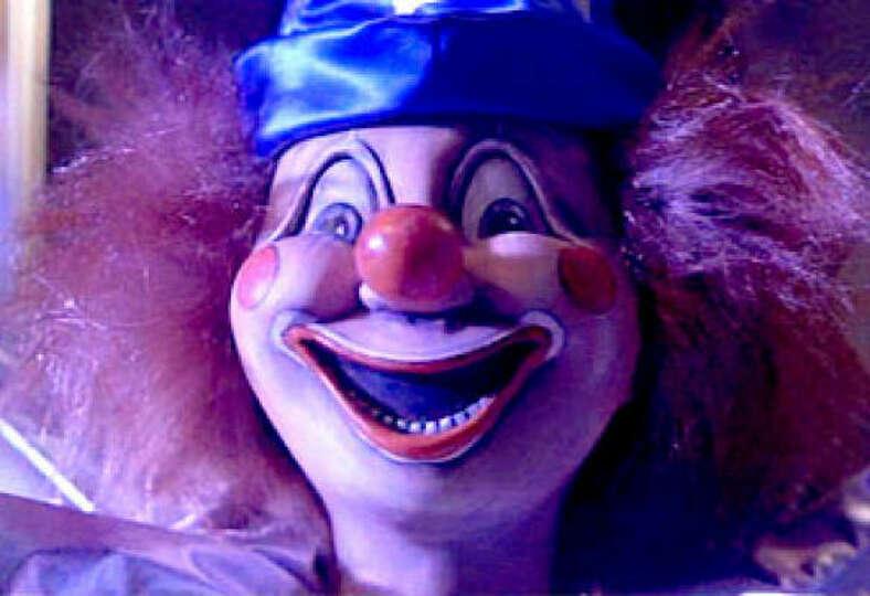 Poltergeist Clown Doll 1973 Movie Day For Night