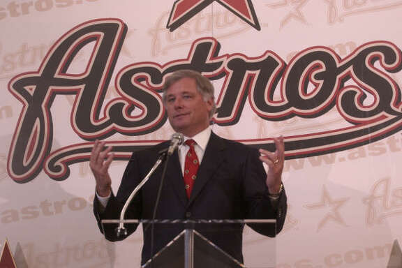 Gerry Hunsicker, 1995-2004.   Record:  793-665.  Percentage:  .544.  Best move:  Signing hometown aces Roger Clemens and Andy Pettitte to free-agent deals before the 2004 season.  Summary:  Under Hunsicker's watch, the Astros won four division titles and one wild-card berth, had four runner-up finishes and captured their first playoff series win in 2004. Hunsicker resigned abruptly following the 2004 season, but resurfaced later with the Tampa Bay Rays.