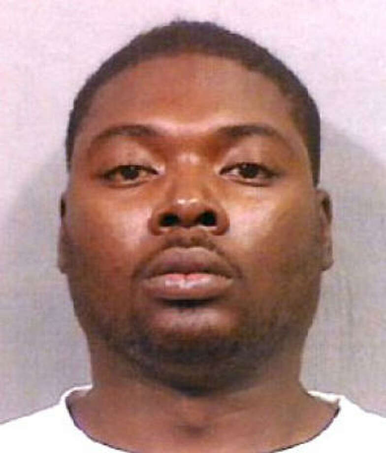 Shannon Wayne Landry is sought in the slayings of two men on Tuesday night, Houston police say. Photo: HPD