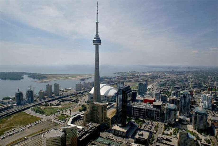 Toronto is one of Canada's most visited cities. Photo: KEVIN FRAYER, Associated Press