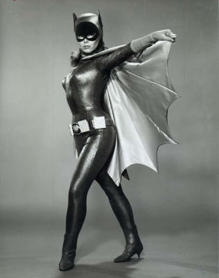 Yvonne Craig portrayed Batgirl in the TV version of Batmanin the '60s. She was many a kid's first crush it seems, and when her death was announced this week it brought back a lot of memories for some.We collected the first celeb crushes that readers shared,from the totally expected (Raquel Welch and Brad Pitt) to the unique and geeky (The Bride of Frankenstein and Alan Alda).