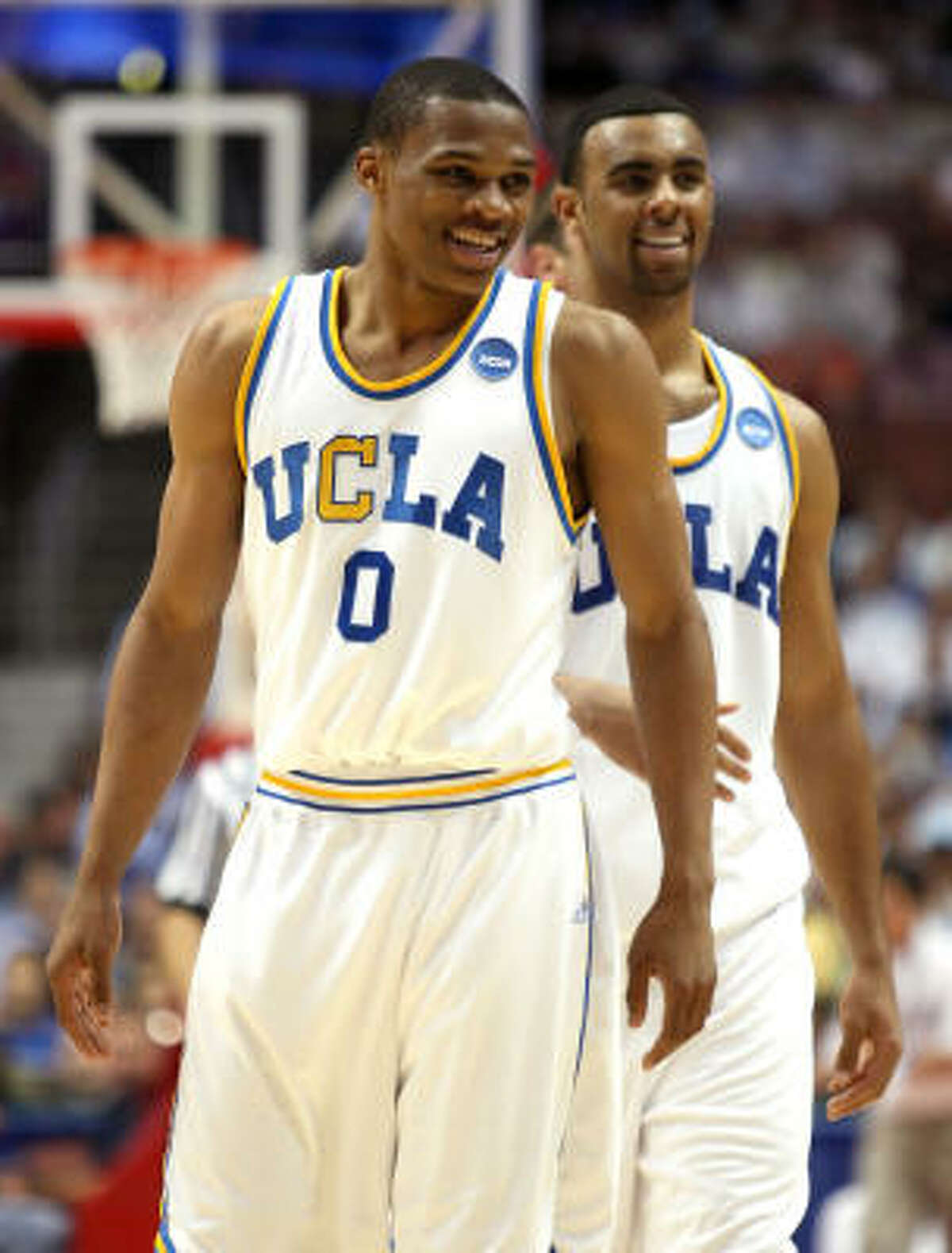 California beginnings The guard was born in Long Beach, Calif., on Nov. 12, 1988 and went on to attend UCLA. During his only two collegiate seasons, he helped lead the Bruins to consecutive Final Four appearances, although the team never captured an NCAA title.