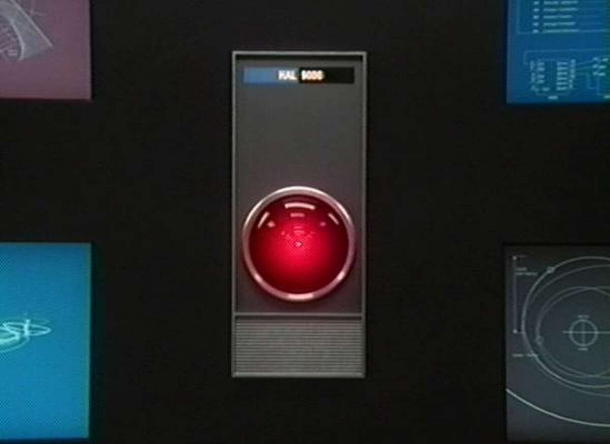 2001: A Space Odyssey Before Siri there was HAL, the sentient computer from the Stanley Kubrick movie classic.