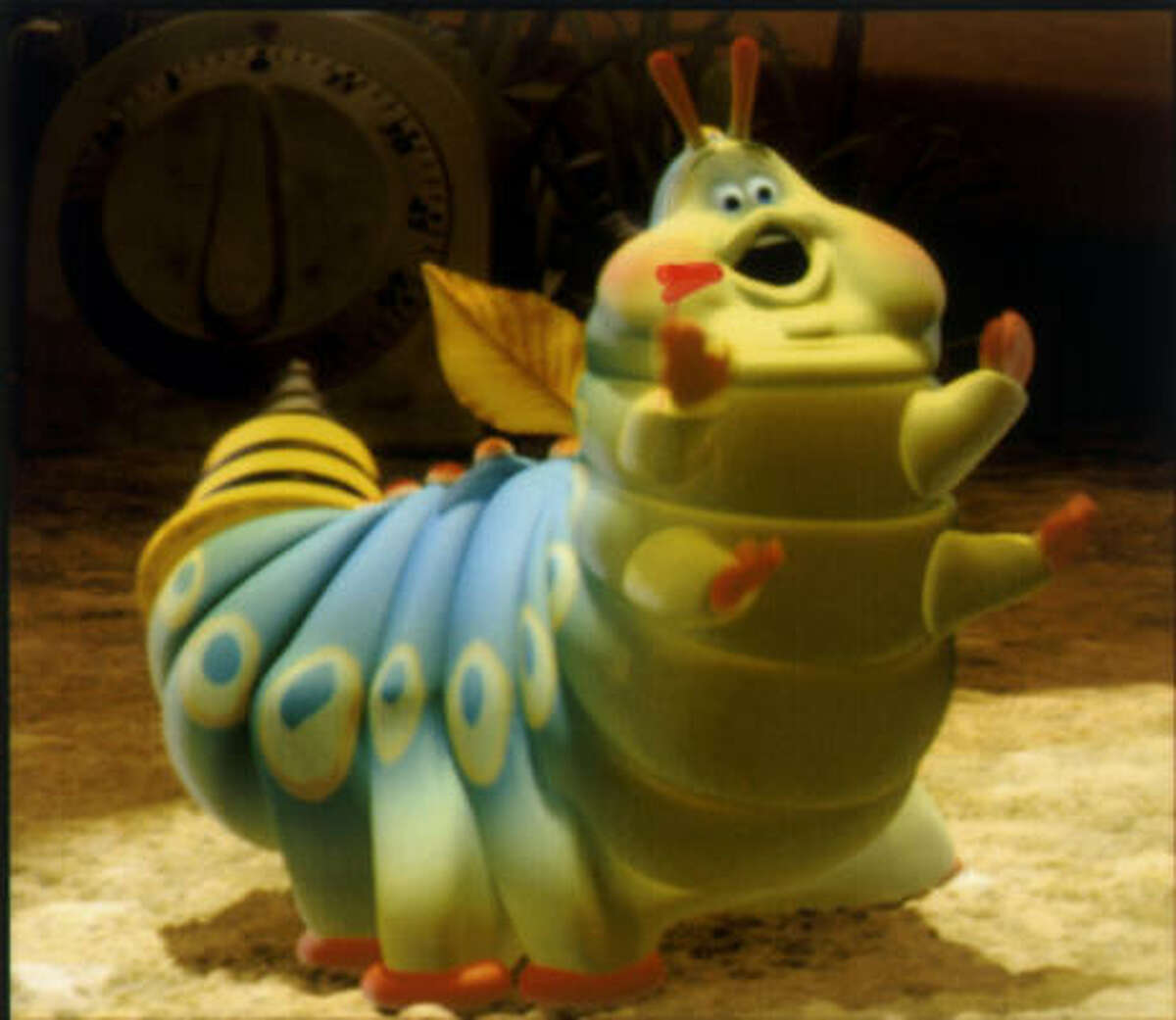 3. What did this character from A Bug's Life hope to one day become?