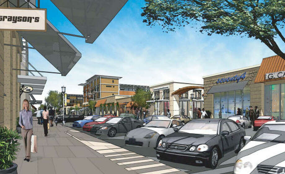 CBL & Associated Properties will start construction of Pearland Town Center in the fourth quarter. Eighteen new tenants have signed on for the 1.2 million-square-foot development. Photo: CBL & Associates Properties