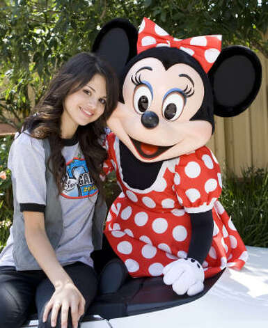 Singer and actress Selena Gomez, another Disney tween with Texas ties and the star of Wizards of Waverly Place, has potential to be the next Miley. Photo: Associated Press