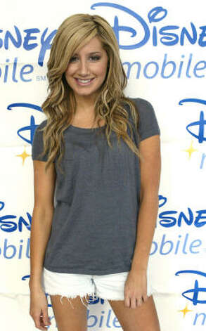 "Ashley Tisdale attracted plenty of fans with roles  in the ""High School Musical"" films (2006) and  ""The Suite Life of Zach and Cody"" (2005-08). Photo: Associated Press"