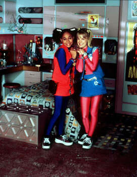 Raven-Symoné, who we first saw in the 1980s in  'The Cosby Show,' landed the Disney movie 'Zenon: Girl of the 21st Century.' Photo: Disney Channel