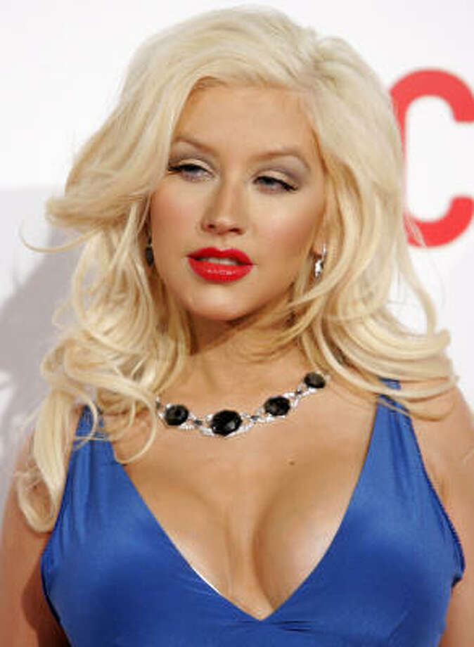 Buoyed by great pipes, Christina has maintained a solid career. Not spending too much time in the tabloids has helped too. She is also a judge on the hit show 'The Voice.' Photo: Associated Press