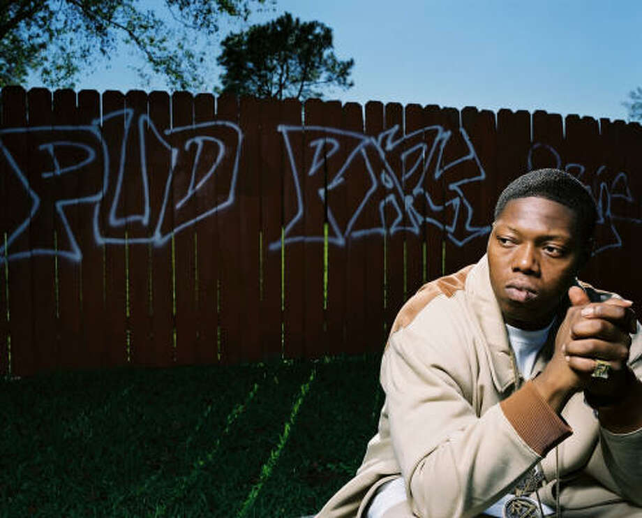 Houston rapper Z-Ro's I'm Still Livin' hits stores Tuesday. Photo: Rap-A-Lot Records