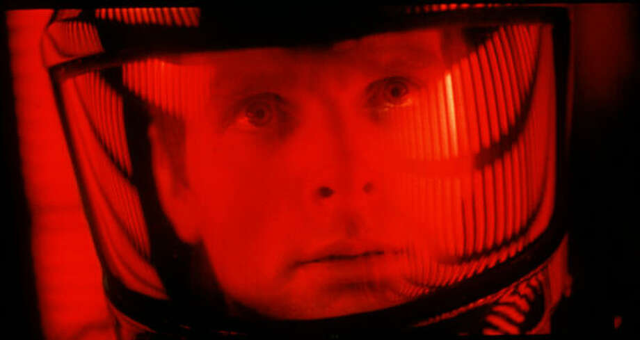 '2001: A Space Odyssey' (1968)Director Stanley Kubrick shows the evolution of man's inventiveness, then how quickly it can turn on him. Maybe the best sci-fi film ever made. Photo: AP