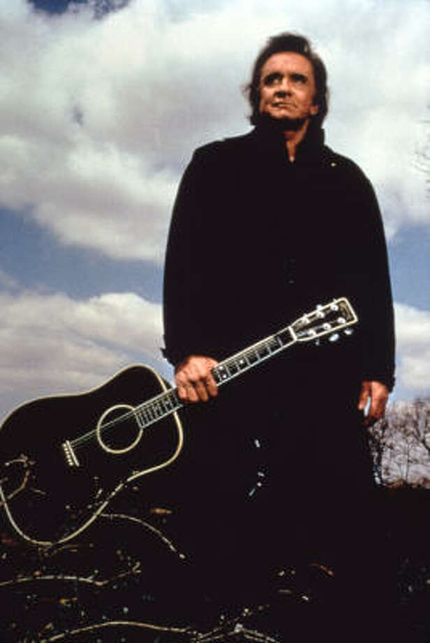 The late, great Johnny Cash recorded a version of Down There by the Train. Photo: Tamara Reynolds, House Of Cash