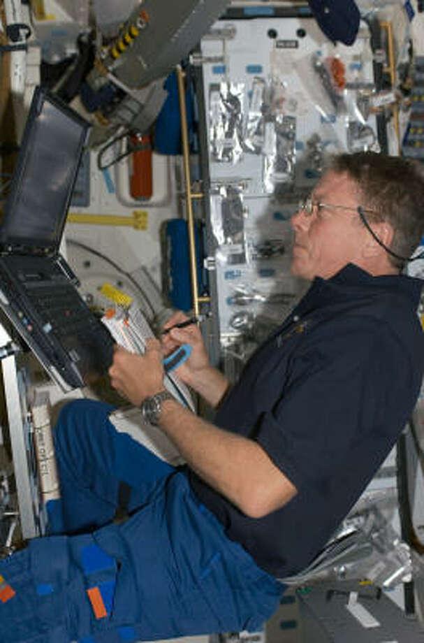 Ex-astronaut Dossum named veep of Texas A&M University ...