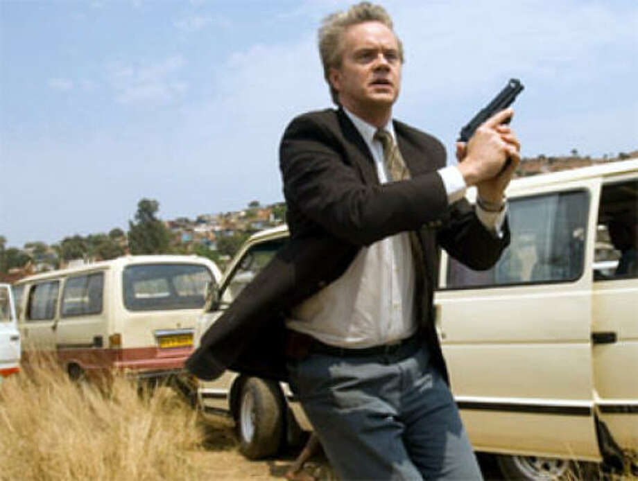 Tim Robbins stars in Catch a Fire. Photo: Focus Features