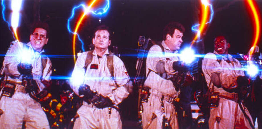 """Ghostbusters (1984) """"Ray, when somebody asks you if you're a God, you say yes!"""""""
