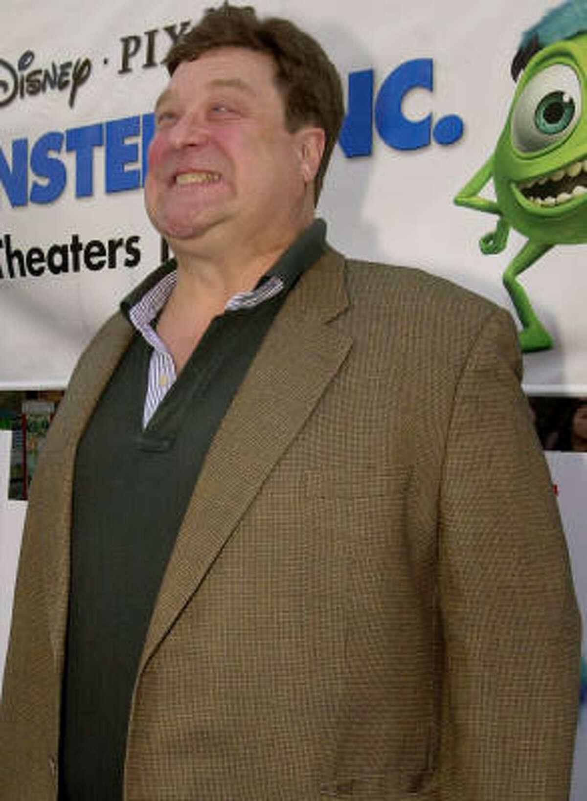 John Goodman: James P. Sullivan in Monsters Inc.