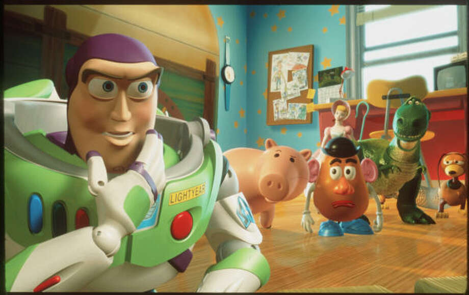"Toy Story (1995)""To infinity and beyond!"" Photo: Disney / Pixar"