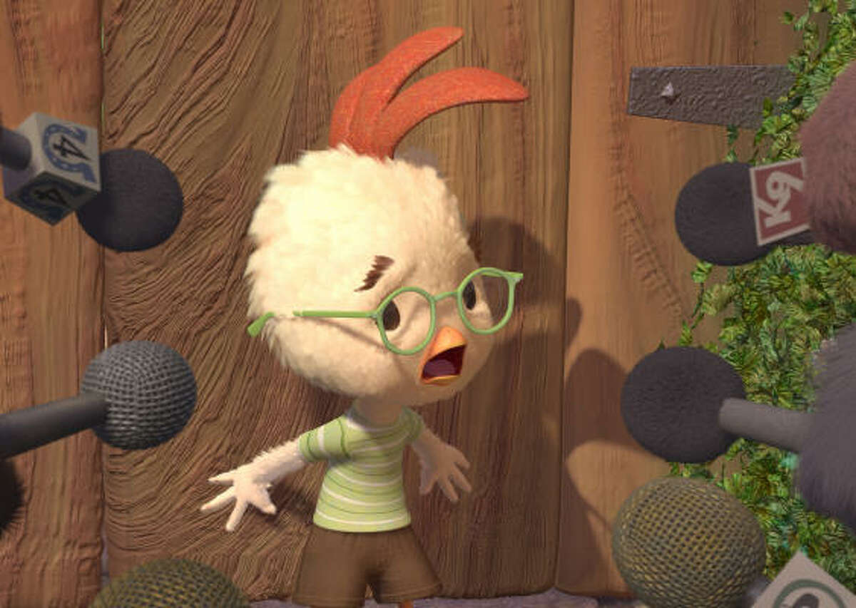 Chicken Little (2005) Leaving Netflix March 15
