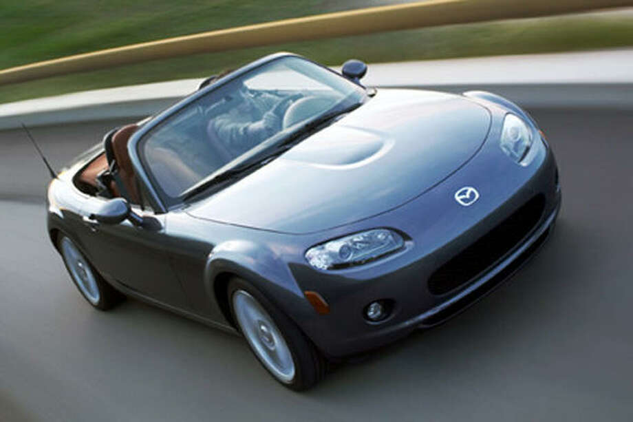 10. 2014 Mazda MX-5 MiataMSRP: Starting at $23,720Source: KBB Photo: Mazdausa.com