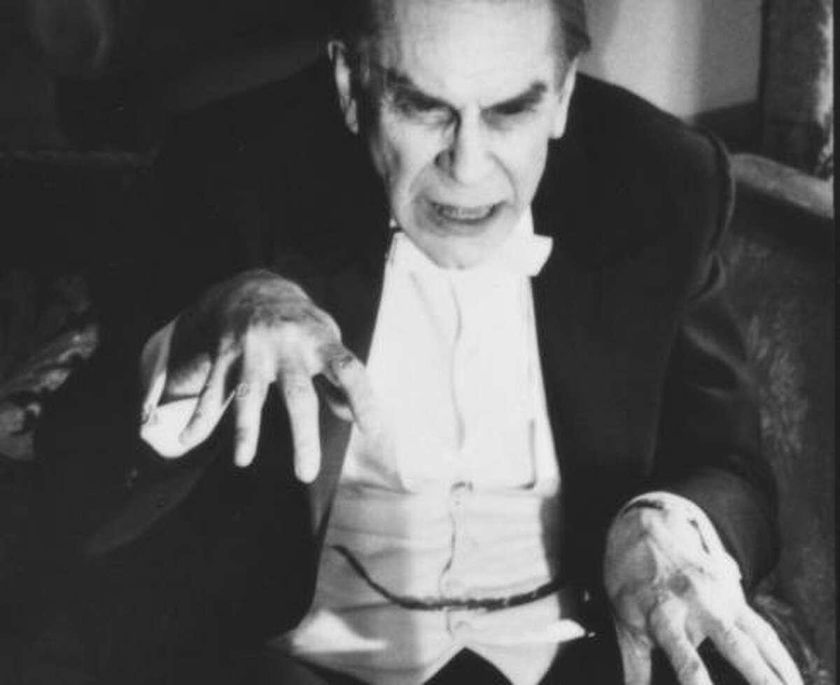 In Ed Wood (1994), Martin Landau won an Oscar for his portrayal of Dracula star Bela Lugosi.