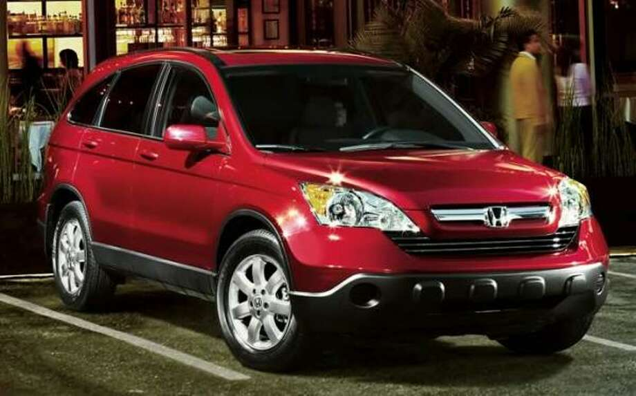 Compact SUV/Crossover: 2006-'11 Honda CR-V Source: Edmunds Photo: Honda.com