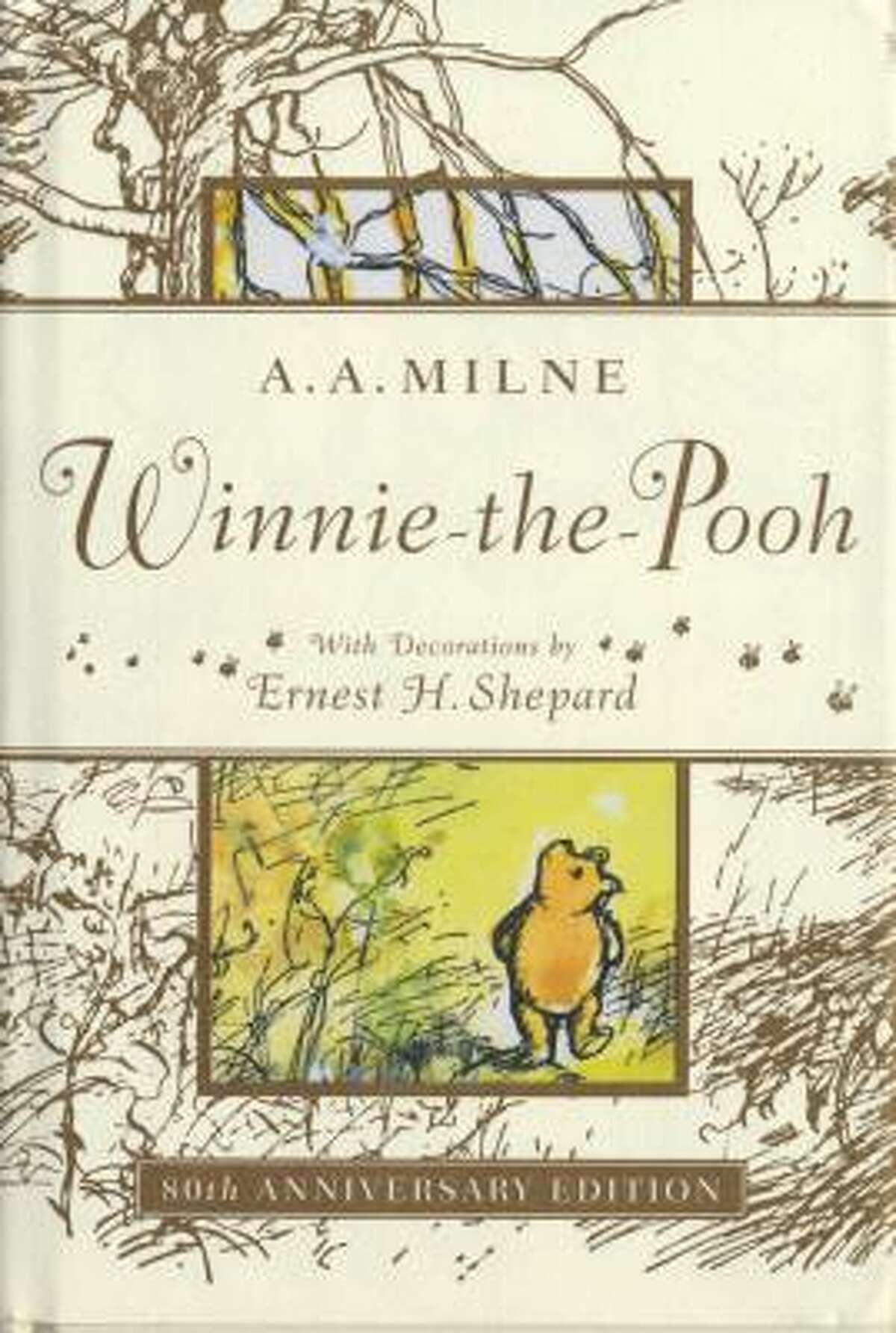 Pooh But his big success came with