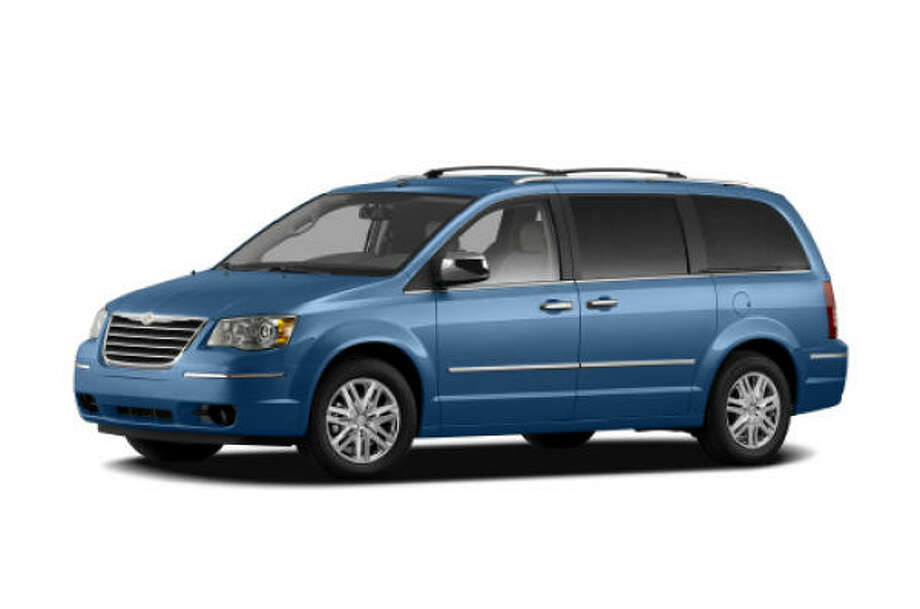 Minivan: 2008 Chrysler Town & Country