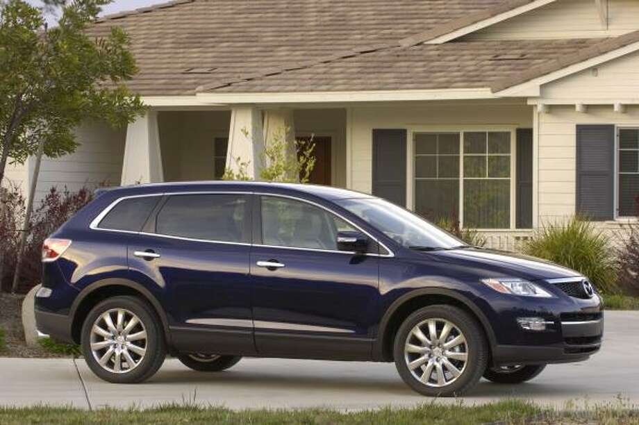 Large SUV/Crossover: 2007-'11 Mazda CX-9 Source: Edmunds Photo: Ford, MCT