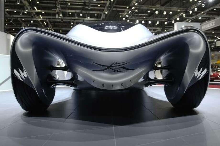 Mazda Taiki concept car Photo: Sandro Campardo, AP