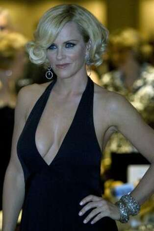Actress Jenny McCarthy, who just turned 40, may be the hottest of them all.  Photo: Jose Luis Magana, Associated Press