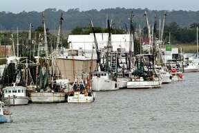 Apalachicola, Fla., is a Gulf coastal town and a homeport for many shrimpers.