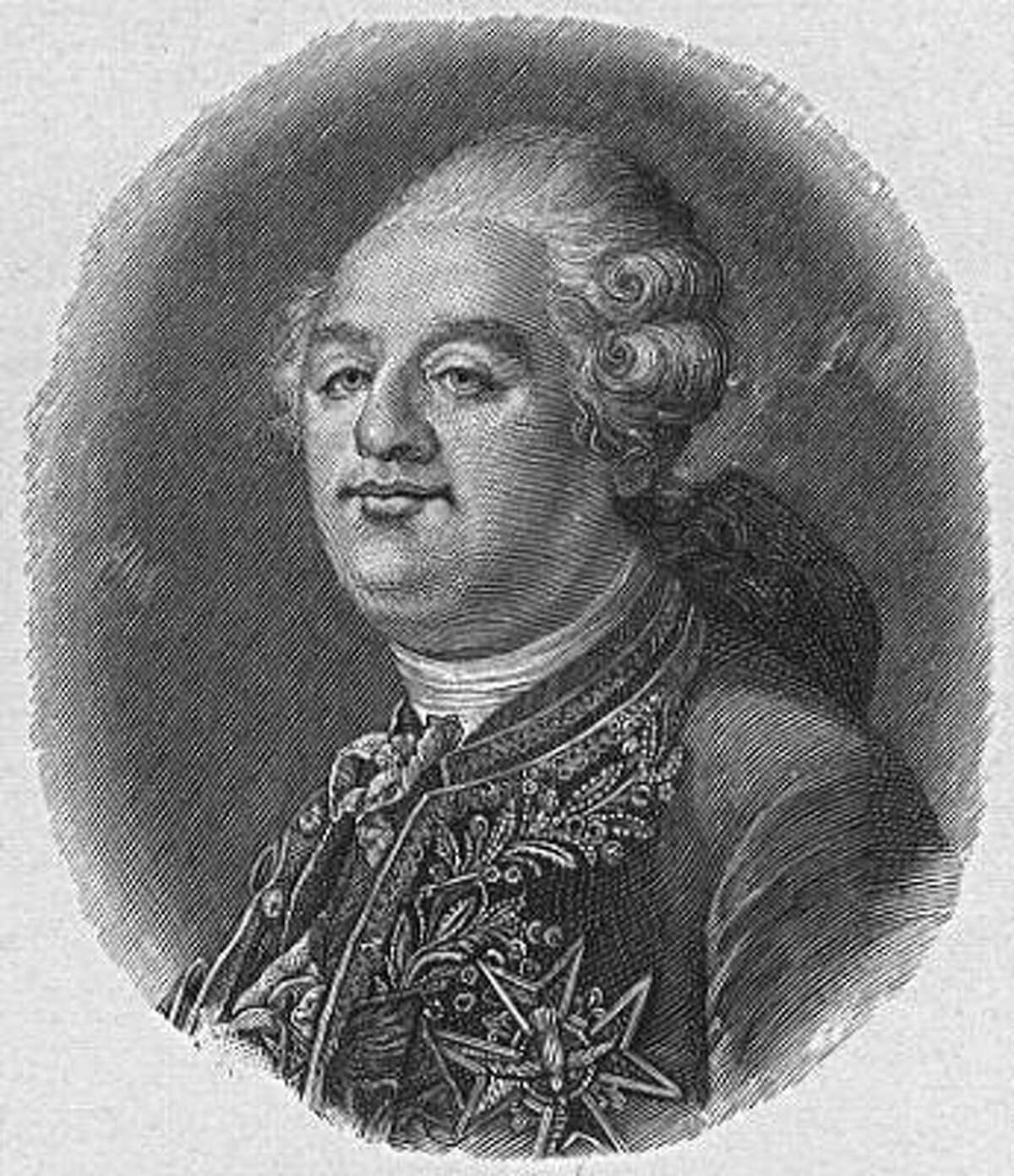 Louis XVI (1754-1793) King Louis XVI was guillotined under the name Citoyen (Citizen) Louis Capet. He was one of at least 18,000 and maybe as many as 40,000 to meet that fate.