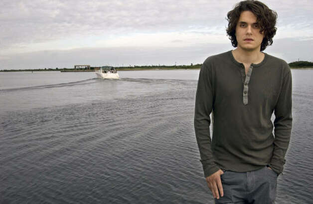 John Mayer's Continuum mostly deals with matters of the heart. Photo: JIM COOPER, Associated Press