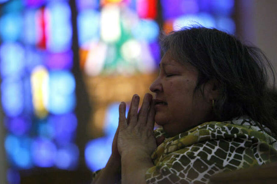 Think you're the only one who has prayed about winning the lotto? You might be surprised. Click to see what Americans admit to praying about. Photo: Johnny Hanson, Chronicle
