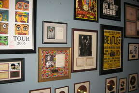 Visitors to Las Vegas' Symbolic Gallery can browse - or buy - memorabilia associated with the Beatles and other notables from music and art.