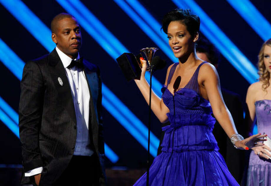 "Theory: Jay Z was going to party with Rihanna, sans Beyonce Status: PossibleThe New York Daily News says a source claims that the hip hop star was going to swing by Rihanna's Met Gala afterparty without his wife at the club Up & Down. The source reportedly said Solange asked Jay Z ""Why can't you go home?"" Solange then allegedly asked her sister ""Why does your husband need to go to the club right now?"" Jay Z then reportedly fired back ""You're one to talk"" before the fight broke out. Photo: Kevin Winter, Getty Images"